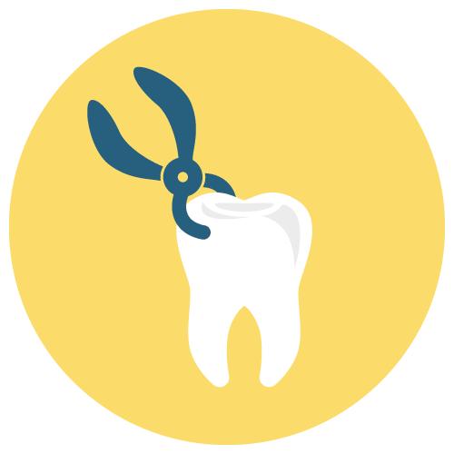 บริการถอนฟัน